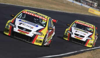 Paul Morris Motorsport will start the 2010 V8 Championship Series with one Triple Eight Commodore