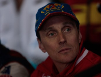 Cameron McConville has announced he will retire from V8 Supercar racing at the conclusion of this season