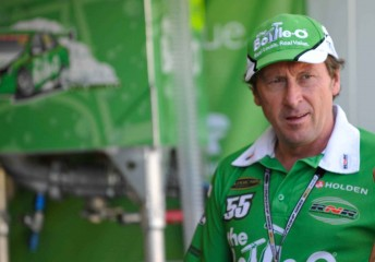 Rod Nash Racing switches from a 12 year Holden association to Ford's factory team in 2010