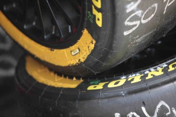 The Dunlop Sprint tyre will be used exclusively at Winton and Barbagallo