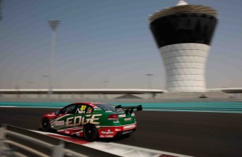Paul Morris stepped into Greg Murphy's PMM Commodore at Yas Marina, but makes way for him at Bahrain this weekend