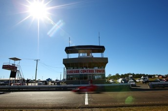 Lakeside Raceway will return to Australian national competition this year with the Aussie Racing Cars