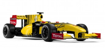 The Renault joins the list of new cars featuring the shark fin engine cover