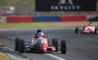 The Australian Formula Ford Championship returns to Darwin this year