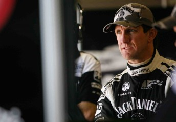 Nathan Pretty drove with Ben Collins last year in the Jack Daniel's Racing team
