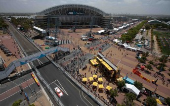 The Sydney Telstra 500 was a major success last year