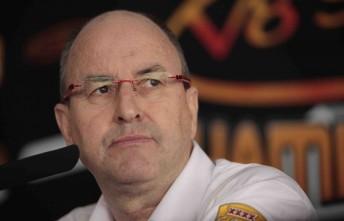 V8 Supercars Chairman Tony Cochrane