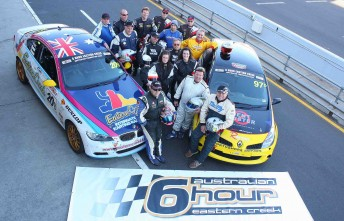 The Australian 6 Hour will be held at Eastern Creek in July