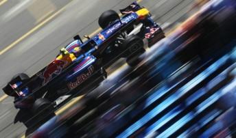 Mark Webber will start from pole in tomorrow's Monaco Grand Prix