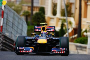"""Mark Webber has won the Monaco Grand Prix and described it as the """"greatest day of my life"""""""