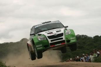 Juho Hänninen has won the IRC Rally d'Italia-Sardegna
