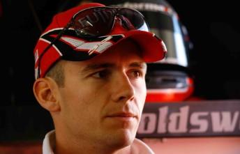 Garry Rogers Motorsport driver Lee Holdsworth
