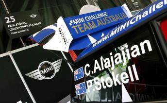 Chris Alajajian and Paul Stokell's MINI