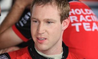 Walkinshaw Racing's David Reynolds