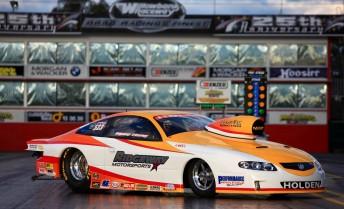 Peter Ridegeway's stunning Holden Monaro