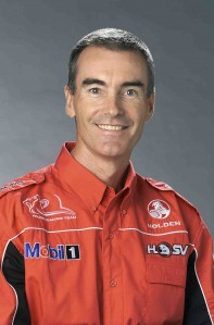 Tomas Mezera drove with the Holden Racing Team in the 2002 endurance races