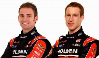 Will Davison and David Reynolds