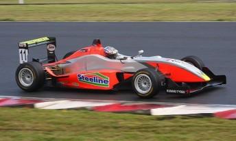 F3 debutant Nick Foster