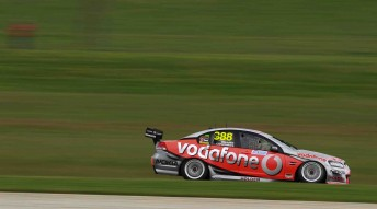 Craig Lowndes and Mark Skaife have won the L&H 500 at Phillip Island
