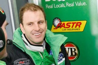 The Bottle-O Racing's Paul Dumbrell