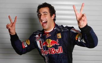 West Australian Daniel Ricciardo