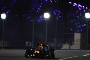 Sebastian Vettel took his fifth win of the season in Abu Dhabi, sealing his maiden world title