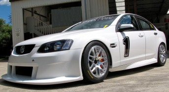 The first edition of the V8SuperTourers