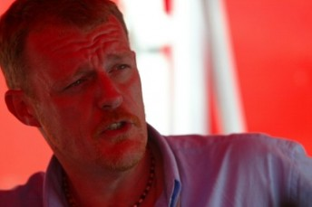 New Triple F Racing engineer Darren Papworth