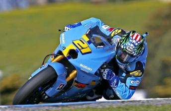 John Hopkins last raced for Suzuki in MotoGP in 2007