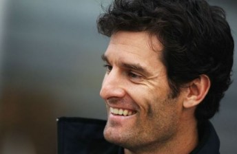 Webber is fourth in points after three races