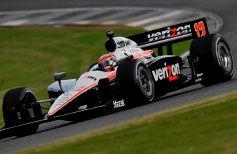 Will Power has taken another IndyCar pole
