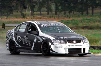The newly-formed V8SuperTourer class that will run a seven-round series in New Zealand next year