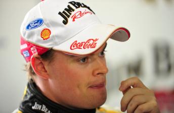 Jim Beam Racing's James Moffat