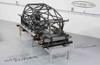 The Car of the Future chassis