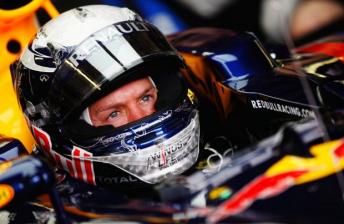 Sebastian Vettel will start on pole for the European Grand Prix