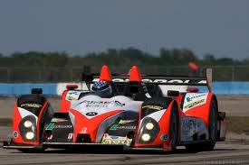 James Kovacic will drive a Intersport Team LMPC race car similar to this one