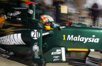 Karun Chandhok steps up from test driver to race driver this weekend