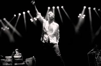 Simple Minds frontman Jim Kerr