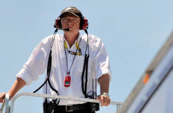 Steve Hallum will be Walkinshaw Racing's CEO from 2012