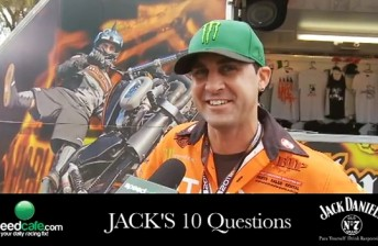 The new edition of Jack's 10 Questions with Matt Mingay