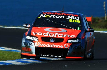 Craig Lowndes and Mark Skaife have won the 2011 L&H 500 Phillip Island