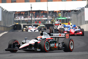 Will Power will compete with the IndyCar Series on the streets of China next year
