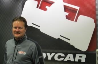 New IndyCar race director Beaux Barfield