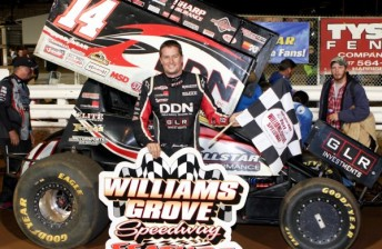 Jason Meyers has made the shock decision to quit Sprintcar racing