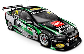 Karl Reindler's joins Kelly Racing in 2012