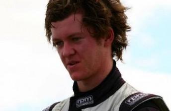 Adrian Cottrell at last December's Mallala F3 test