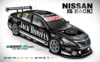Download your own version of Speedcafe.com's artist impression of the Nissan Altima V8 Supercar