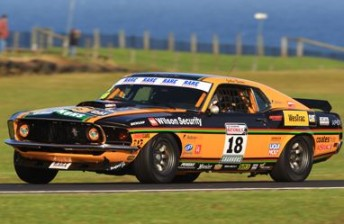 John Bowe took his second TCM pole of the season