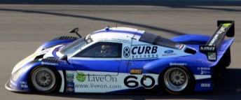 Marcos Ambrose will drive the Ford-powered Riley of Michael Shank Racing