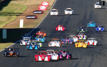 The Radical Australia Cup will hold a 250km race at Sydney Motorsport Park next year